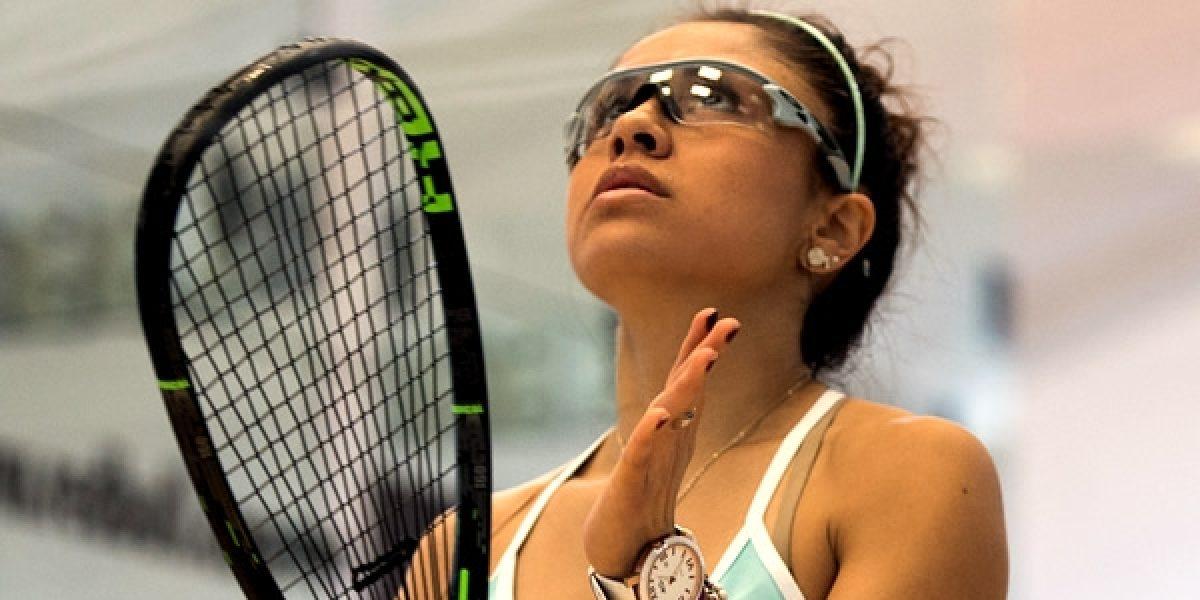 ¡Rompe su buena racha! Paola Longoria perdió en torneo de federación