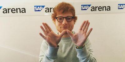 Ed Sheeran le dedicó una canción a una paciente en estado terminal