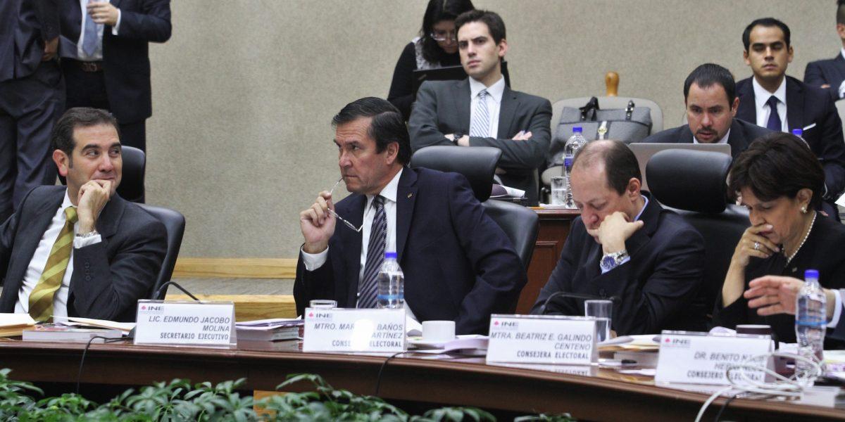 INE alista aval a 9 agrupaciones políticas nacionales