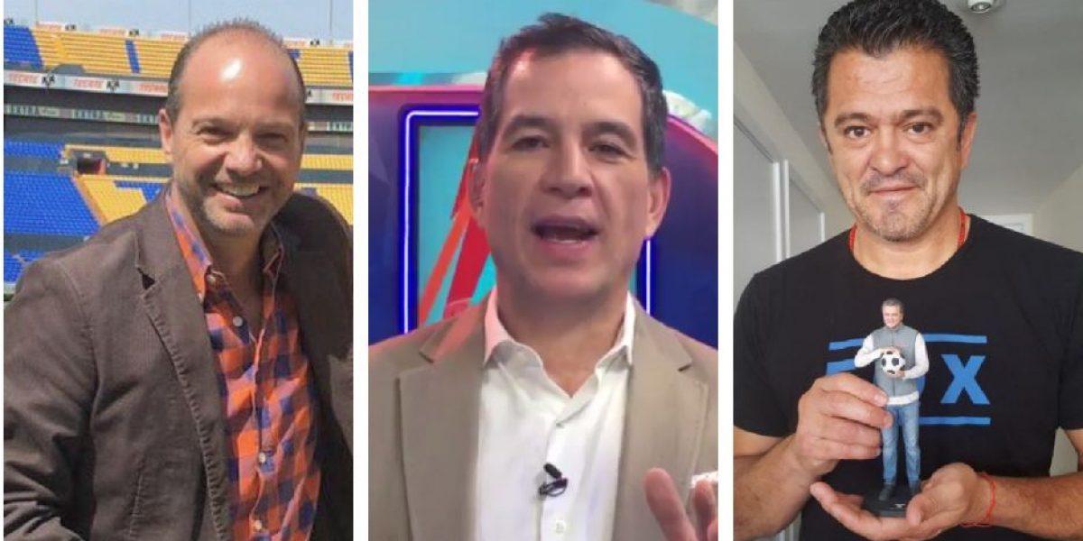 ¡Tridente de poder! Alarcón, García y Hermosillo piden dirigir al Cruz Azul para hacerlos campeones