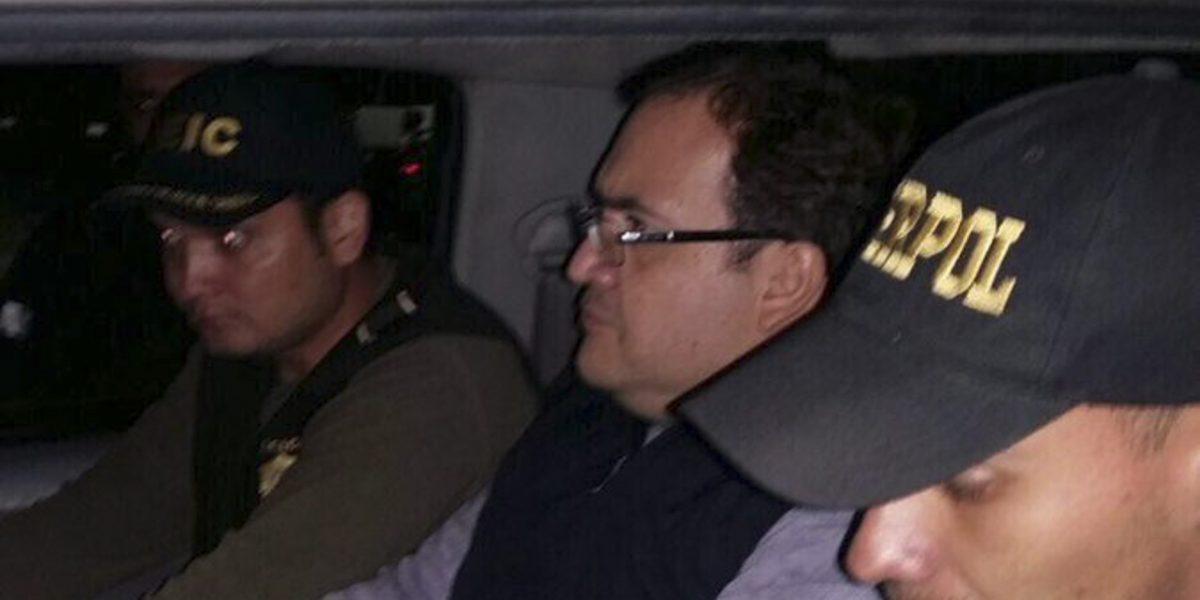 Abogados de Duarte se contradicen sobre su futura extradición