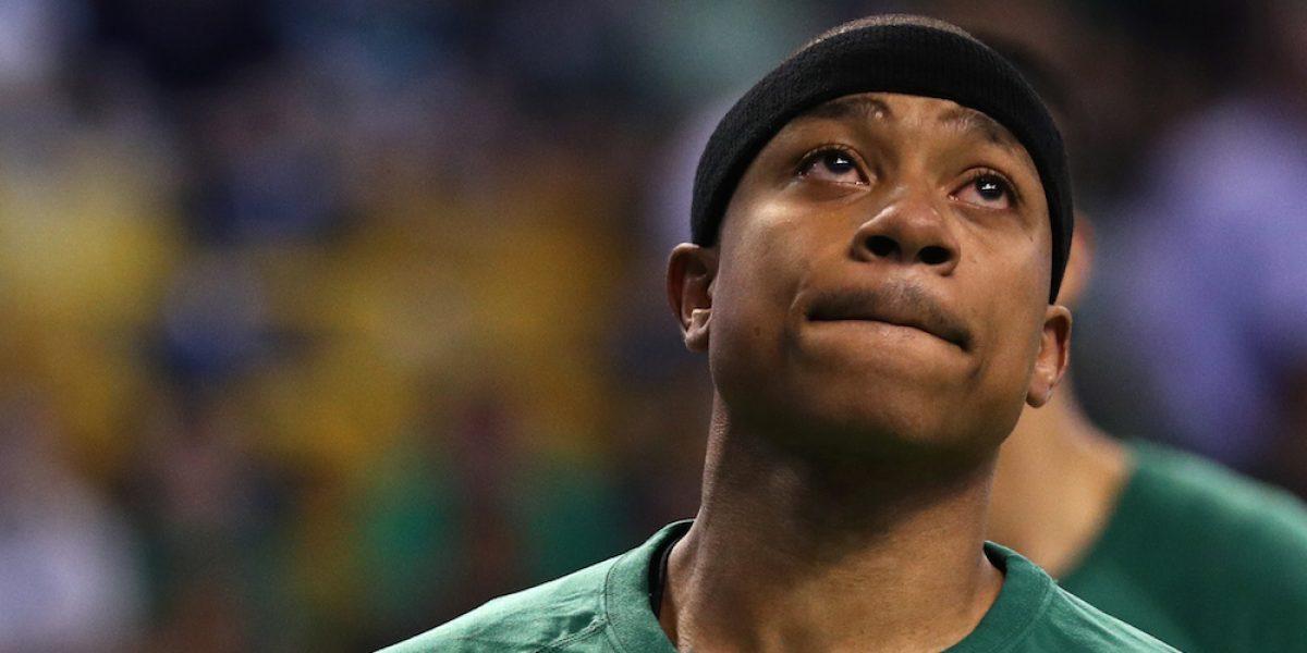 Isaiah Thomas jugará con Celtics el segundo juego de la serie antes del funeral de su hermana