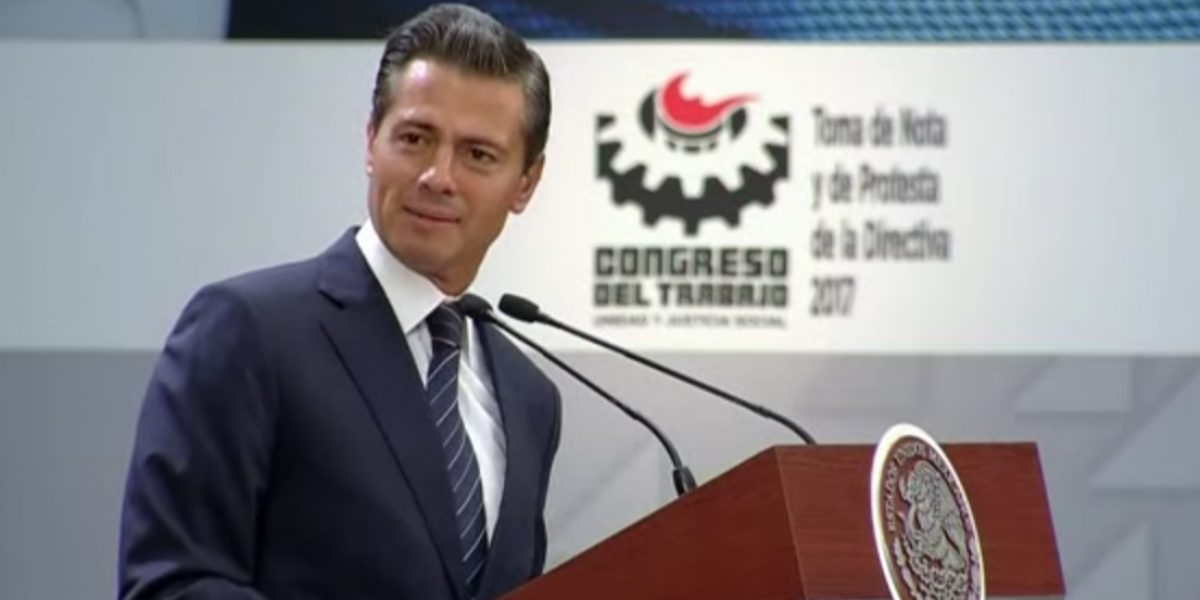 Detención de Duarte y Yarrington mensaje firme contra la impunidad: Peña Nieto