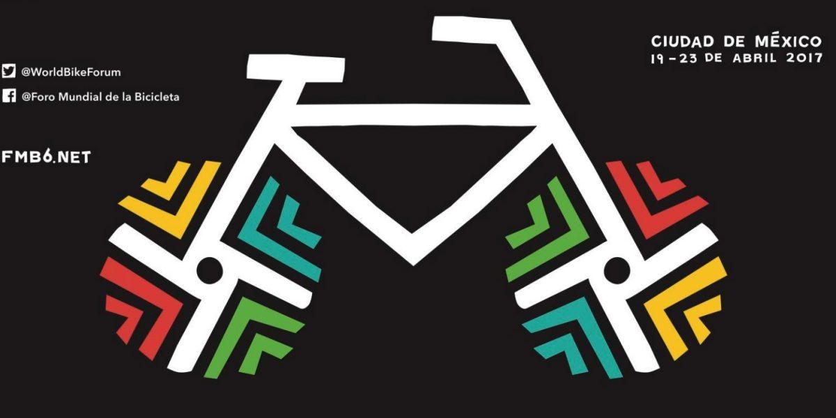 """""""Ciudades hechas a mano"""", el tema del sexto Foro Mundial de la Bicicleta"""