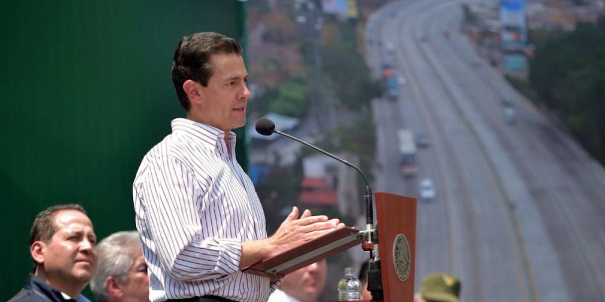 Peña Nieto tomará protesta a director del Congreso del Trabajo