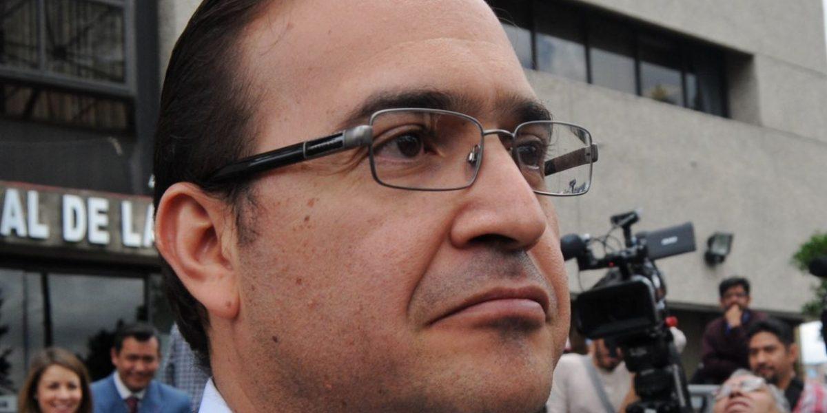 #Confidencial Javier Duarte ahora es más incómodo que cuando estaba prófugo
