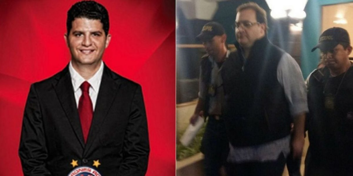 Veracruz se deslinda de Rodríguez Ayache, quien delató a Javier Duarte
