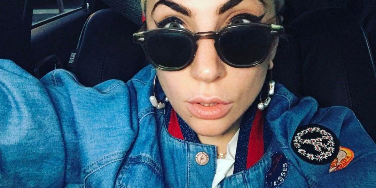 Lady Gaga sorprende en Instagram al lucir irreconocible
