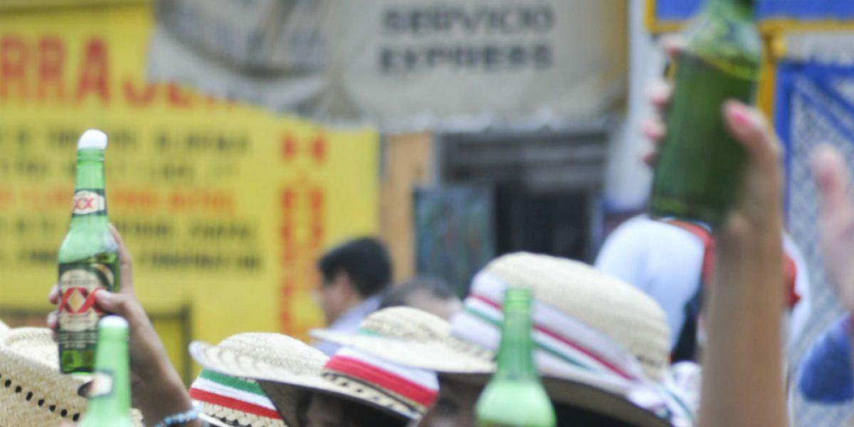 Beber en la calle, principal falta cívica en la CDMX