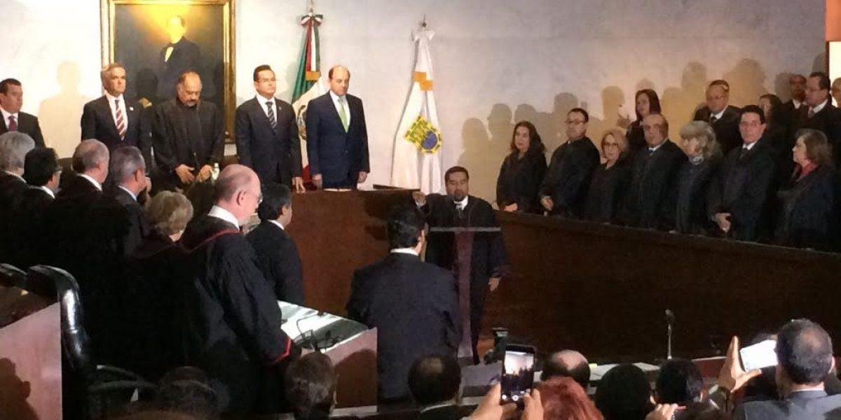Descarta nuevo titular de Justicia tener color político