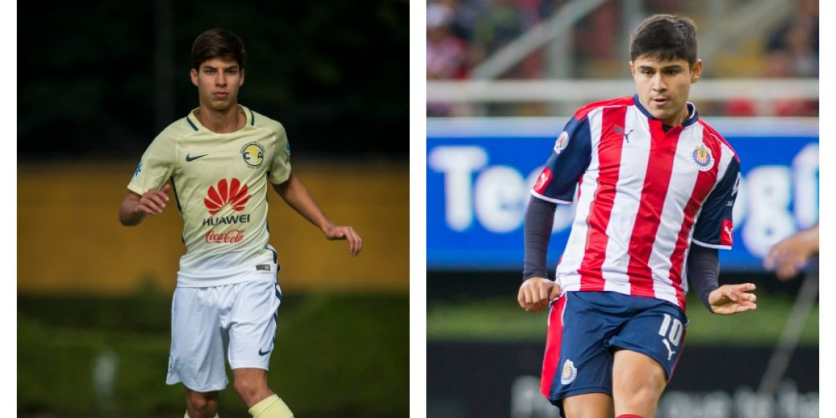 Lainez y 'Chofis' López podrían ser convocados para la Copa Oro