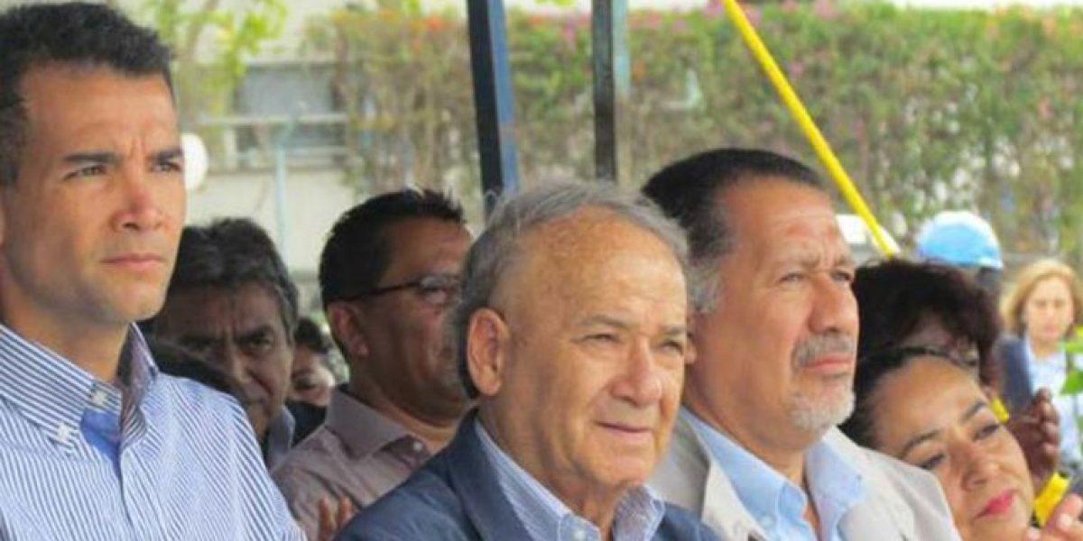 Hijo de Billy Álvarez, enemigo de la prensa mexicana ¡Bloquea a todos!