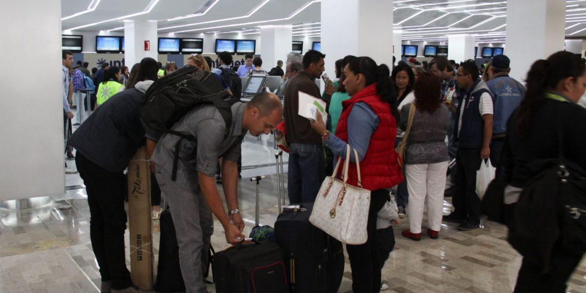 Turismo mexicano en EU caerá 7% este año por políticas de Trump