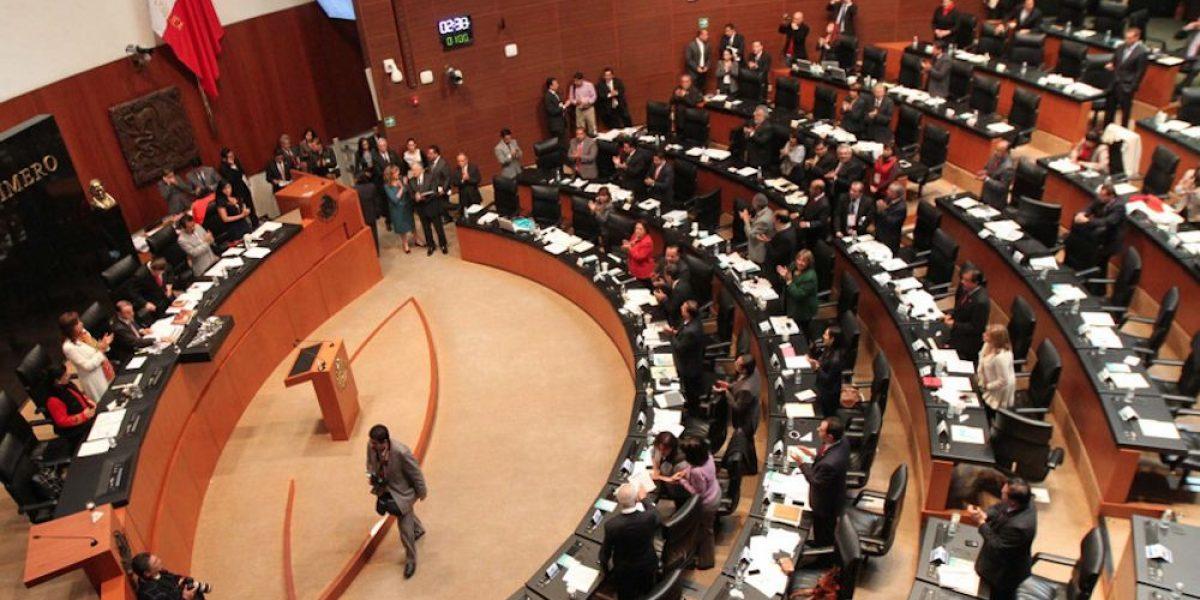 Senado contrata a 565 asesores, más de cuatro por cada legislador