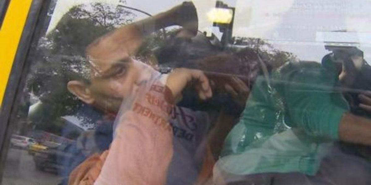 El acusado de asesinato del hincha de Belgrano defiende su inocencia