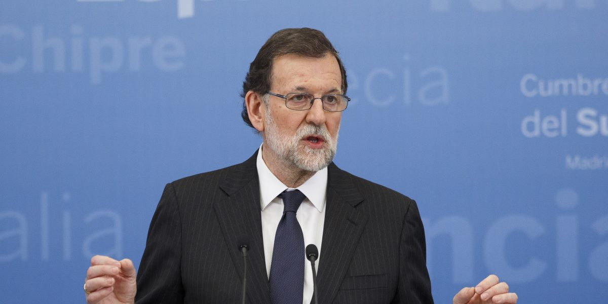 Rajoy declarará como testigo en un caso de corrupción de su partido en España