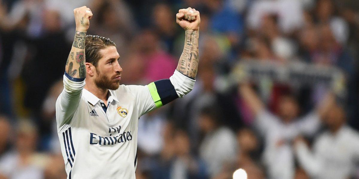 Sergio Ramos manda hiriente mensaje a Piqué tras el polémico pase del Madrid