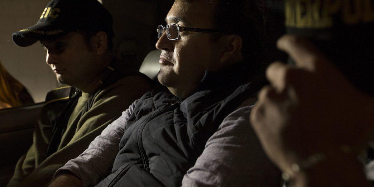 Gobierno de Guatemala colaborará para agilizar extradición de Javier Duarte