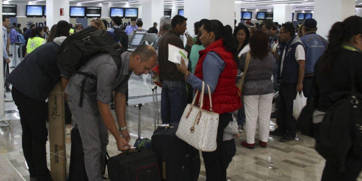 Diputados aprueban reforma para sancionar a aerolíneas por retrasos en vuelos