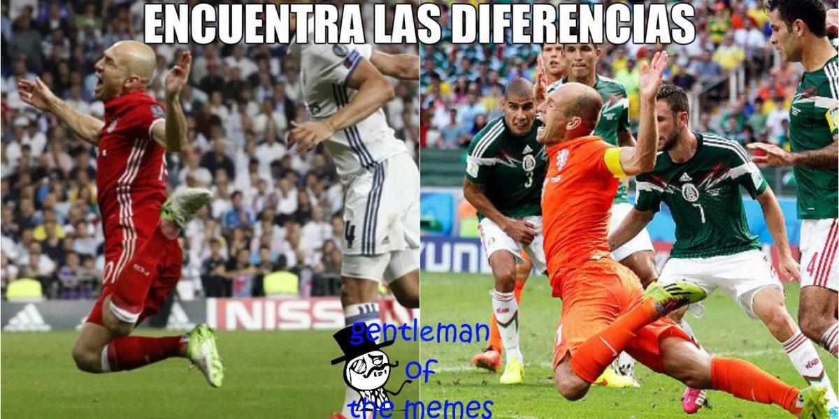 Los mejores memes del Real Madrid vs Bayern Munich