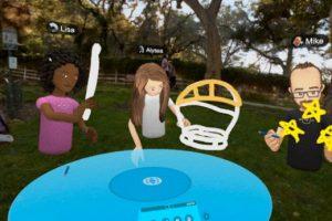 Facebook Spaces: llegó la interacción social en realidad virtual