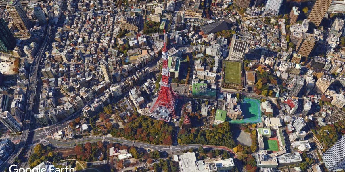 Google Earth se renueva, llega el 3D, visitas guiadas y otras novedades