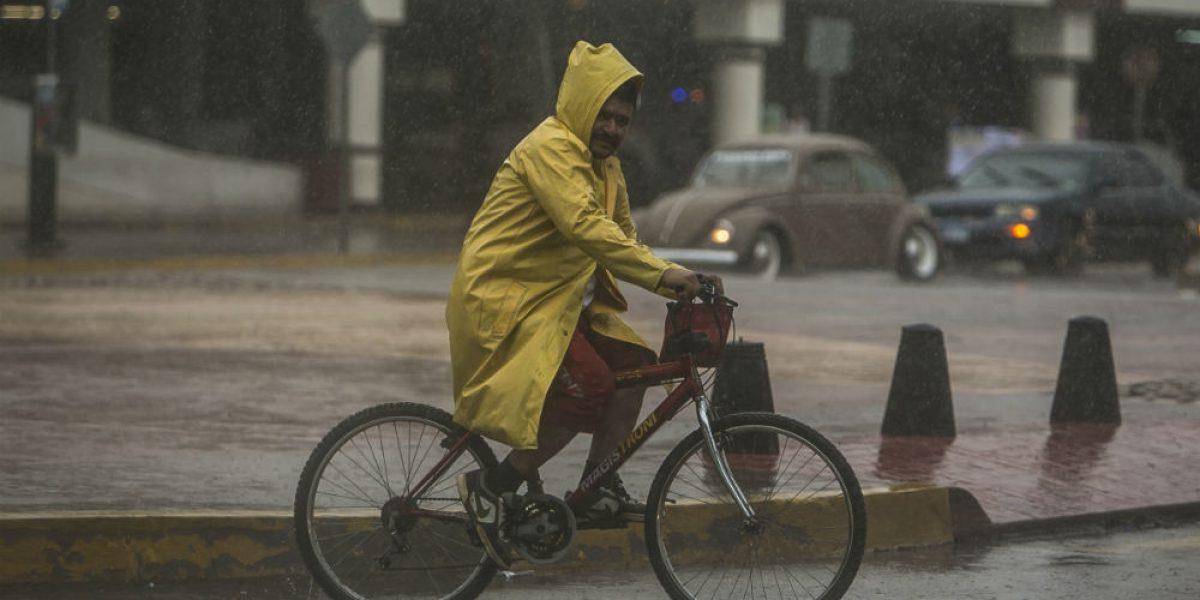 Pronostican fuertes tormentas en todo el país