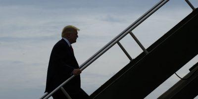 Trump amenaza con dejar TLCAN si no hay