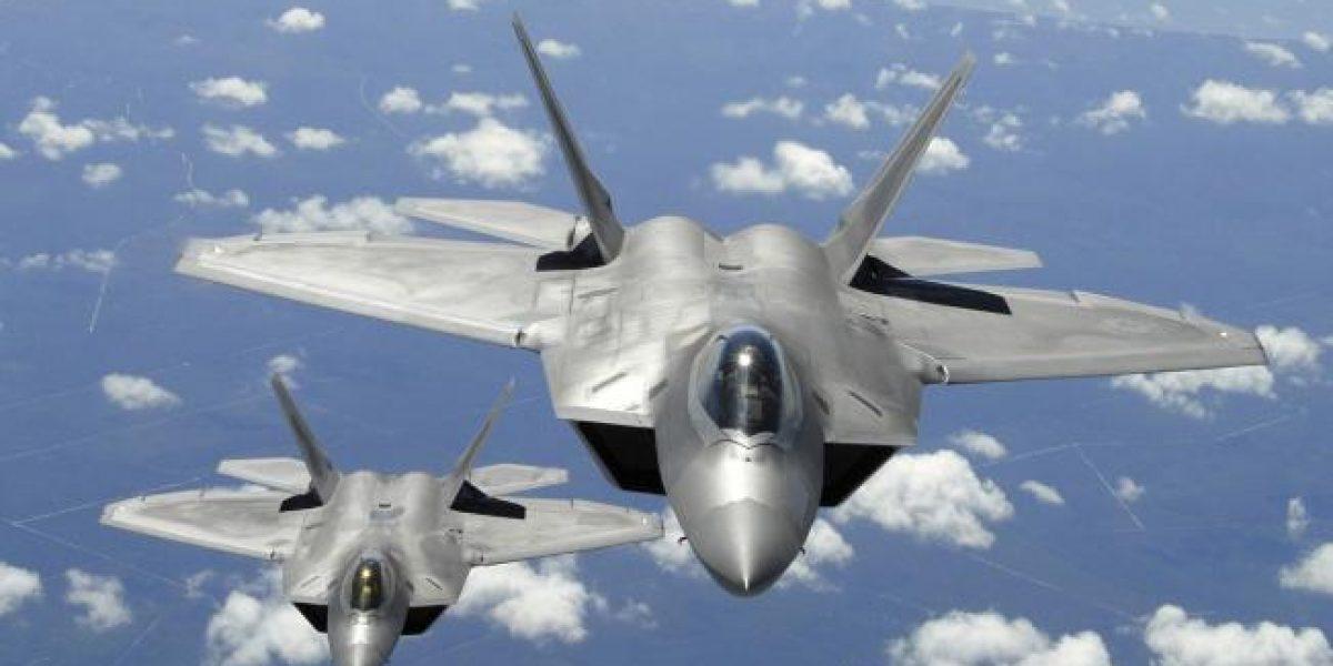 Jets de EU interceptan dos bombarderos rusos cerca de Alaska