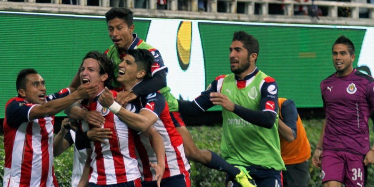 Chivas y Morelia definirán el título de la Copa MX