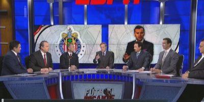 José Luis Higuera y Jorge Pietrasanta se enfrascan en una discusión