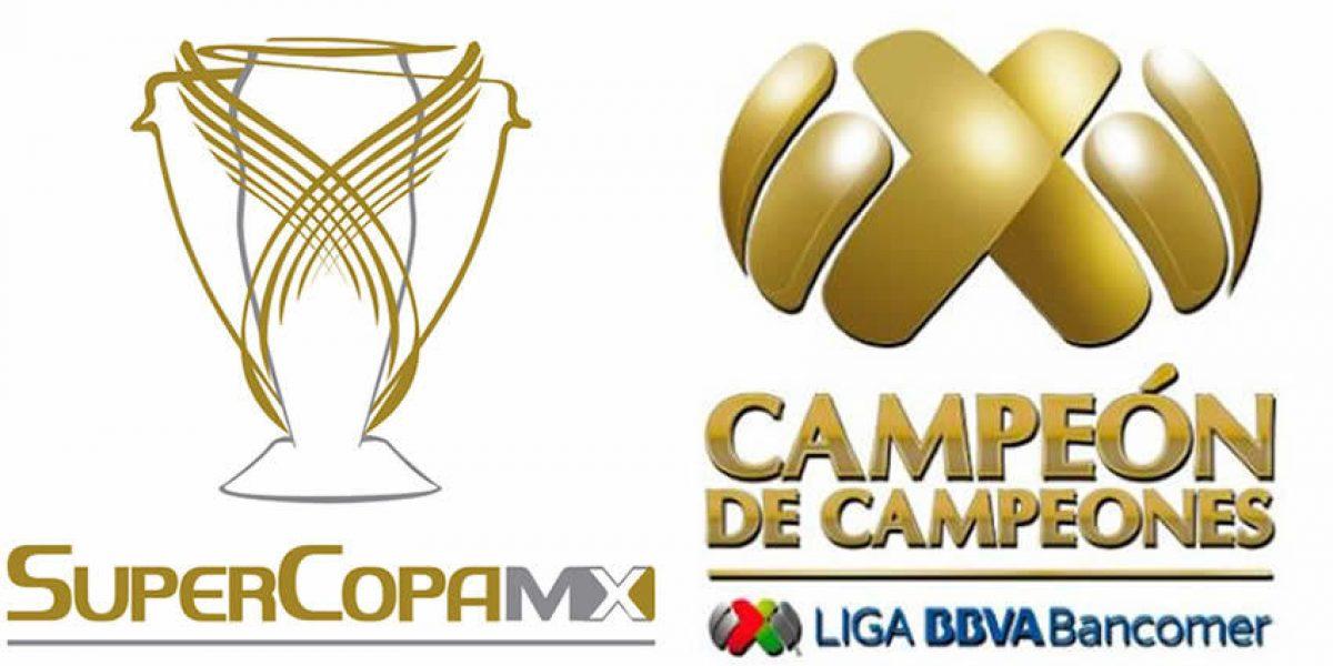 La SuperCopa MX y Campeón de Campeones ya tiene fecha y sede