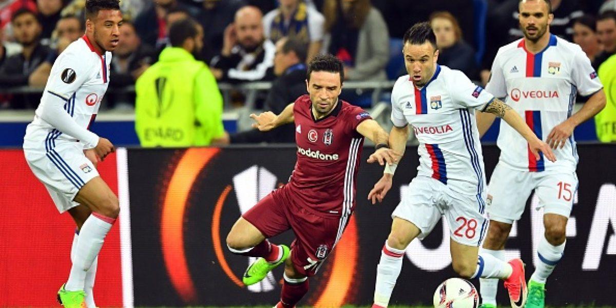 Lyon y Besiktas son castigados y quedan fuera de torneos europeos