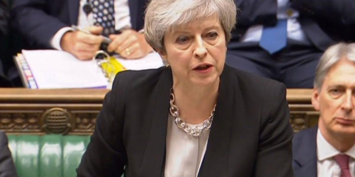 Reino Unido: Parlamento aprueba la celebración de elecciones el 8 de junio