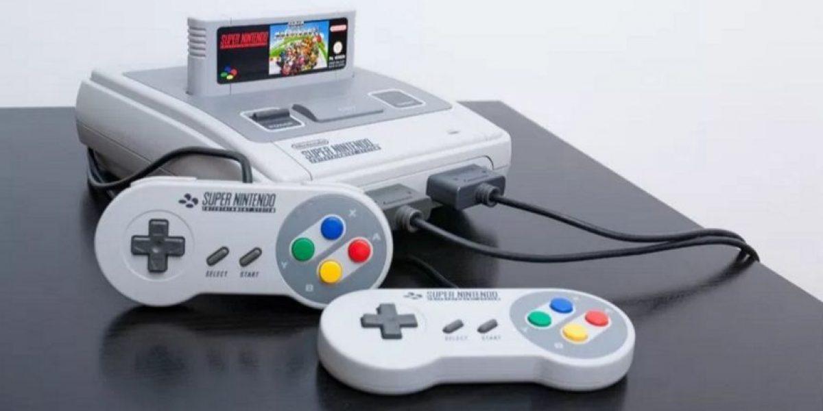 Se reporta que Nintendo lanzará el SNES Classic Edition este año