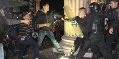 Nuevo León: Liberan a 10 detenidos en las protestas por el gasolinazo
