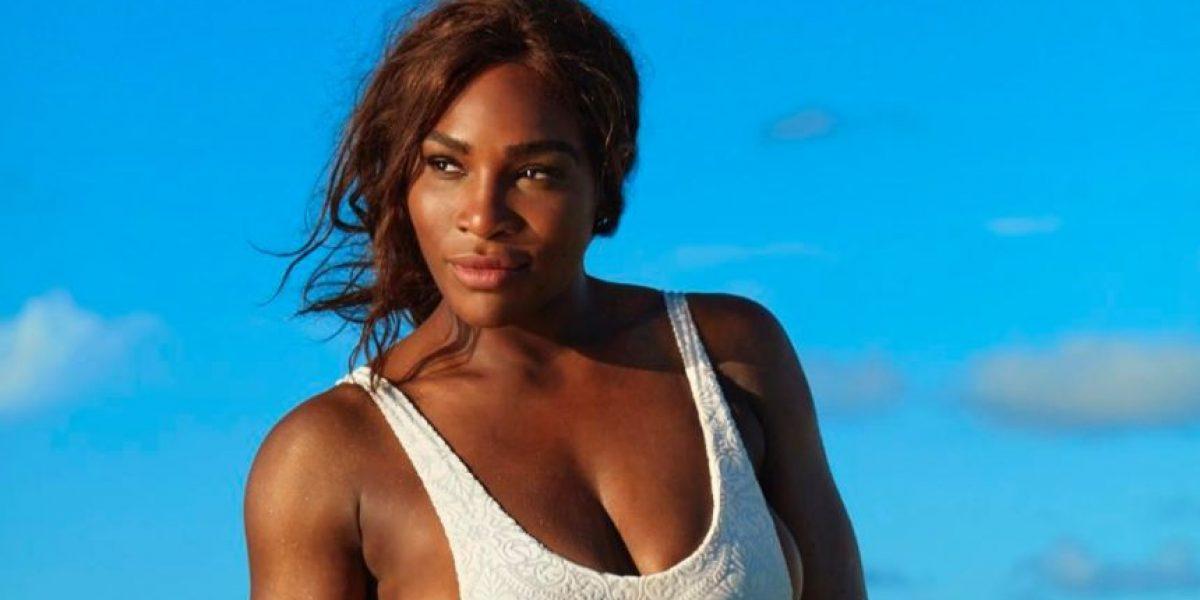 ¡Impactante! Serena Williams enciende las redes con diminuto bikini
