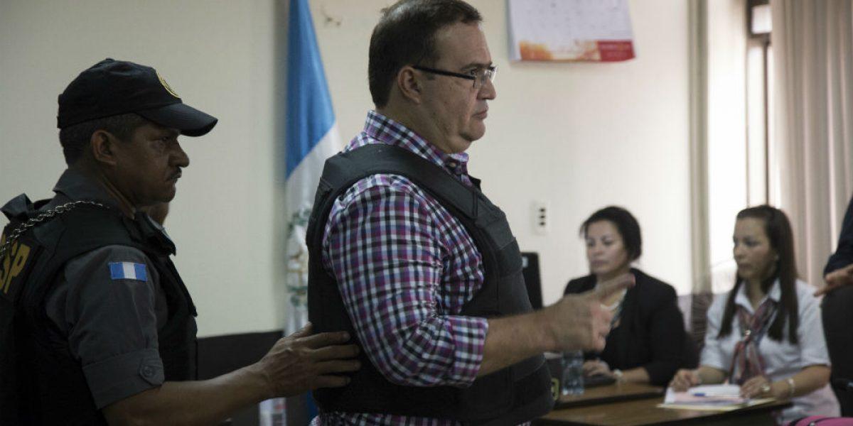 Pablo Campuzano, el abogado que comparten Duarte y Gordillo
