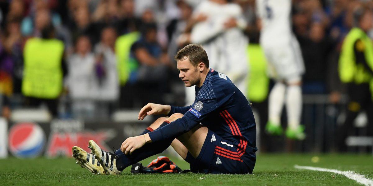 Neuer causa baja del Bayern Munich por el resto de la temporada