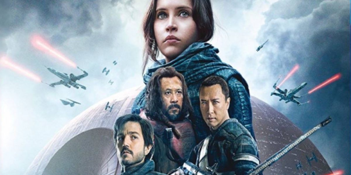 Rogue One se anota otro éxito con su versión en Blu Ray y DVD