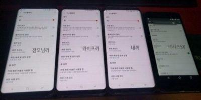 ¿Por qué la pantalla del Samsung Galaxy S8 se ve roja?