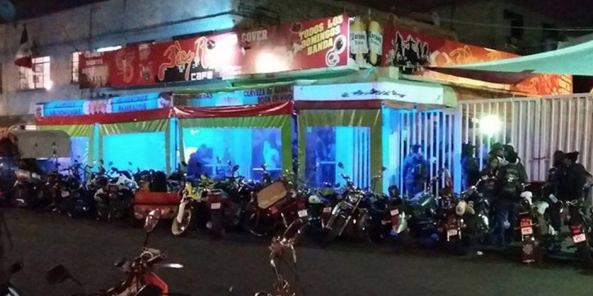 Asesinan a cuatro mujeres en bar de Nezahualcóyotl
