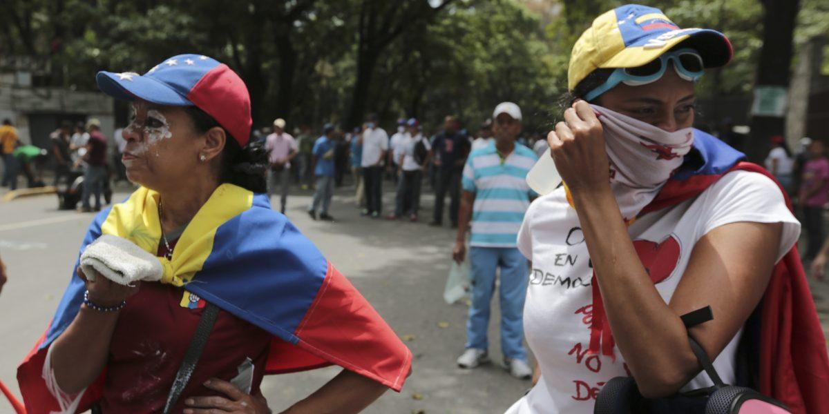 Venezuela: Al menos dos muertos en