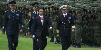 Inaugura Peña Nieto en NL Hospital Militar Regional de Especialidades