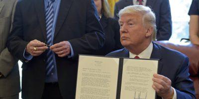 Donald Trump propondrá en dos semanas cambios al TLCAN