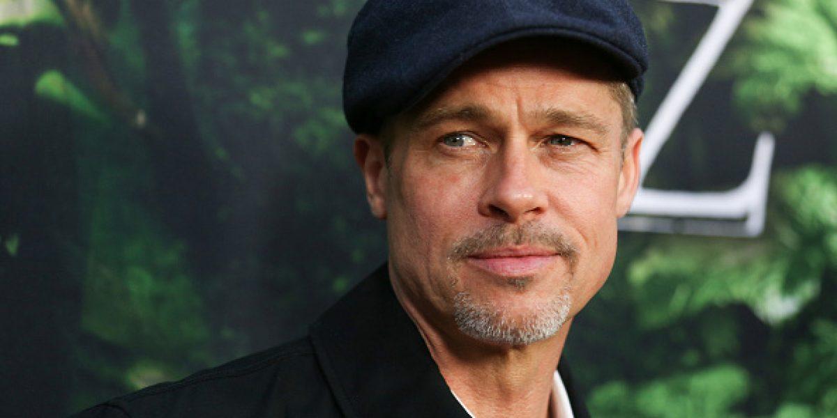 La razón de la extrema delgadez de Brad Pitt no es Angelina Jolie