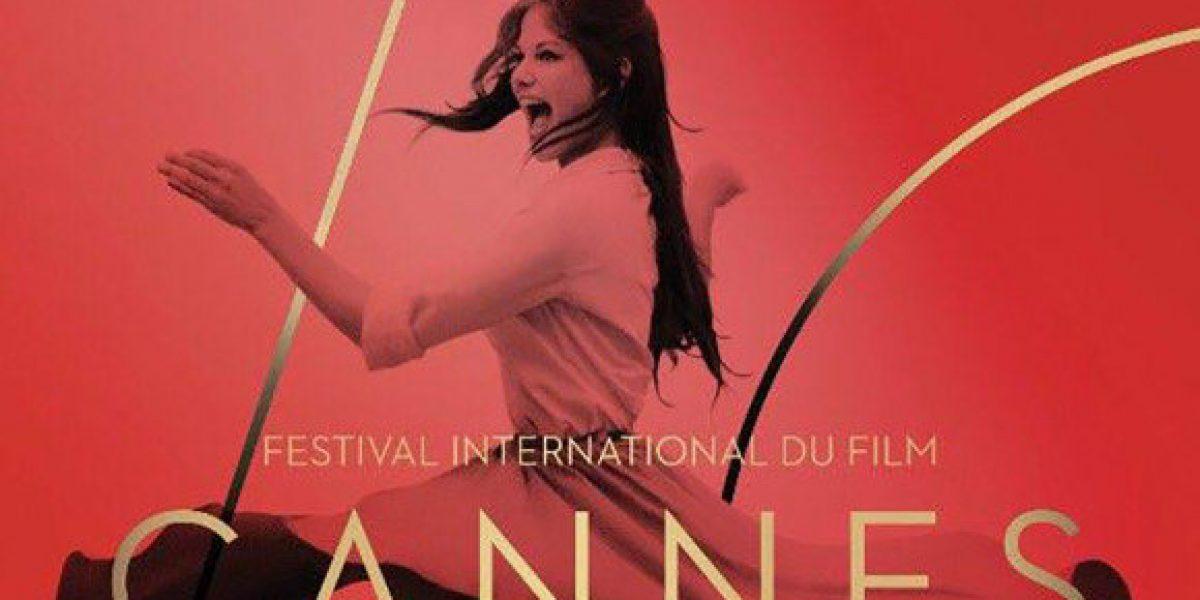 Cannes elige fotografía de mexicana como imagen para cartel de 2017