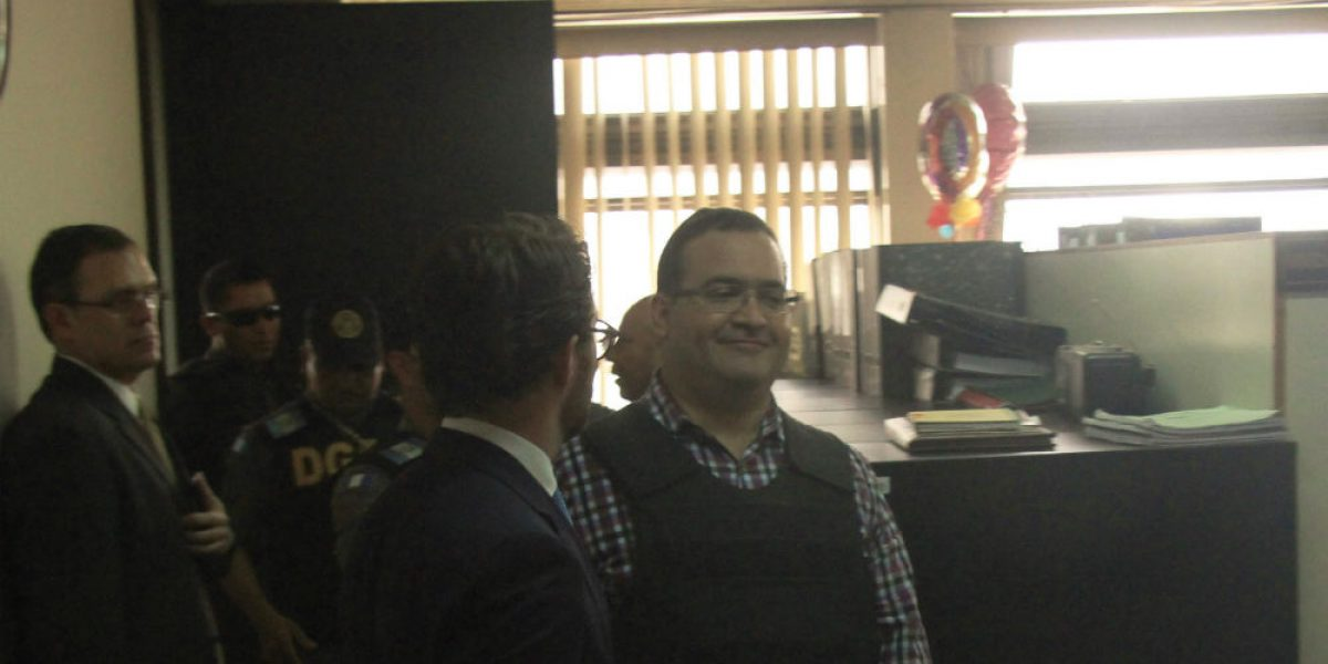 """#Confidencial: Duarte, un """"perseguido político"""""""