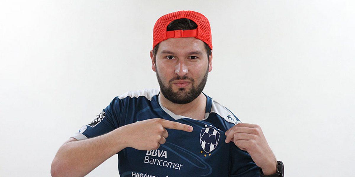 El 'Gignac Rayado' busca transmitir un mensaje de no violencia en el futbol