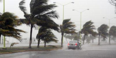 Alertan por tormentas en el sureste del país